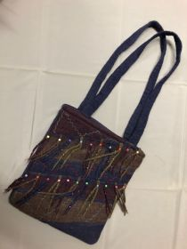 Stofftasche Tribal Style