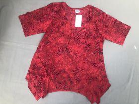 1/2 Arm Shirt/Bluse