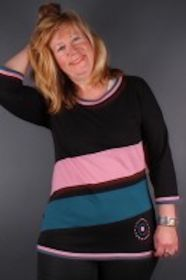 T Shirt Happy Size Bio Baumwolle