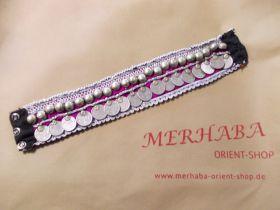 Tribal Armband, extra lang für Oberarm