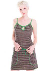 Kleid, kurzes Sommerkleid